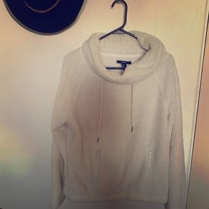 Fluff forever 21 pullover sweater